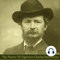 The Poetry of Algeron Charles Swinburne