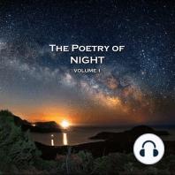 Poetry of Night, The - Volume 1