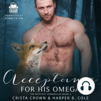 Acceptance For His Omega
