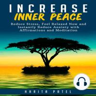 Increase Inner Peace