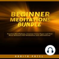 Beginner Meditations Bundle