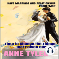 Have Marriage and Relationship Problems?
