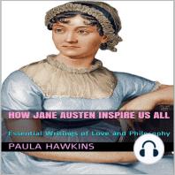 How Jane Austen Inspire Us All