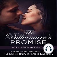 Billionaire's Promise, The - Billionaires of Belmont Book 2