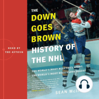 """The """"Down Goes Brown"""" History of the NHL"""