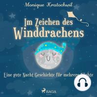 Im Zeichen des Winddrachens - Eine gute Nacht Geschichte für mehrere Nächte