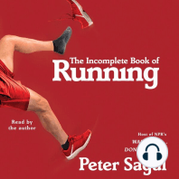 The Incomplete Book of Running