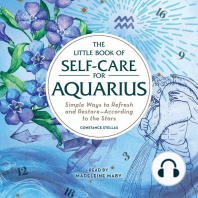 The Little Book of Self-Care for Aquarius: Simple Ways to Refresh and Restore–According to the Stars