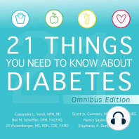 21 Things You Need to Know About Diabetes: Omnibus Edition
