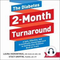 The Diabetes 2-Month Turnaround