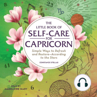 The Little Book of Self-Care for Capricorn