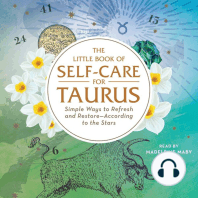 The Little Book of Self-Care for Taurus: Simple Ways to Refresh and Restore–According to the Stars