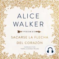 Sacarse La Flecha del Corazón [Taking the Arrow out of the Heart]