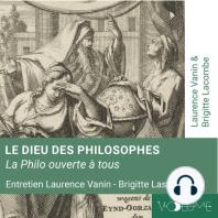 Le Dieu des philosophes
