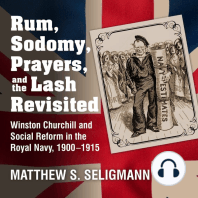 Rum, Sodomy, Prayers, and the Lash Revisited
