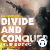 Divide and Conquer: A John Stone Action Thriller