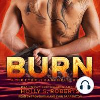 Burn: Hotter Than Hell, Book 3