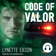 Code of Valor: Blue Justice Series, Book 3