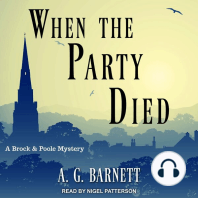 When the Party Died