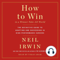 How to Win in a Winner-Take-All World
