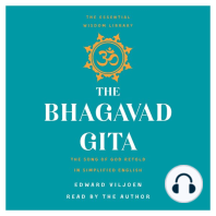 The Bhagavad Gita: The Song of God Retold in Simplified English