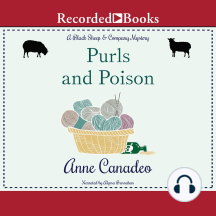 Purls and Poison: A Black Sheep Knitting Mystery