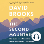 Audiolivro, The Second Mountain: The Quest for a Moral Life - Ouça a audiolivros gratuitamente, com um teste gratuito.