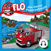 Flo, das kleine Feuerwehrauto (1)