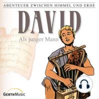 David als junger Mann (Abenteuer zwischen Himmel und Erde10)
