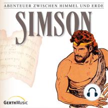 Simson (Abenteuer zwischen Himmel und Erde 8): Hörspiel