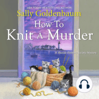How to Knit a Murder: A Seaside Knitters Society Mystery