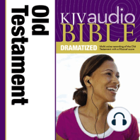 KJV, Audio Bible, Dramatized