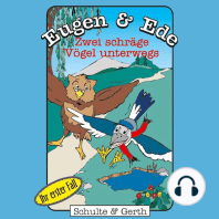 Zwei schräge Vögel unterwegs (Eugen & Ede - Ihr erster Fall)
