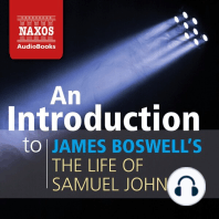 An Introduction to James Boswell's The Life of Samuel Johnson