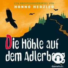 Die Höhle auf dem Adlerberg (Wildwest-Abenteuer 4): Kinder-Hörspiel