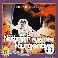 Notruf aus dem Nirgendwo (Weltraum-Abenteuer 11)