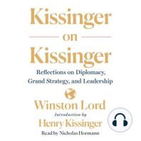 Kissinger on Kissinger