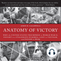 Anatomy of Victory