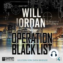 Operation Black List - Ryan Drake 4 (Ungekürzt)