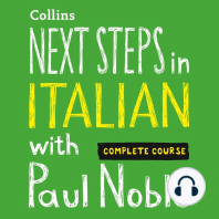 Next Steps in Italian with Paul Noble — Complete Course