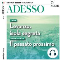 Italienisch lernen Audio - Die Insel Levanzo