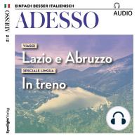 Italienisch lernen Audio - Unterwegs in Latium und den Abruzzen
