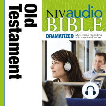 NIV, Audio Bible, Dramatized: Old Testament, Audio Download