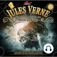Jules Verne, Die neuen Abenteuer des Phileas Fogg, Folge 16