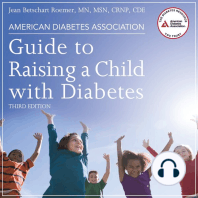 American Diabetes Association Guide to Raising a Child with Diabetes