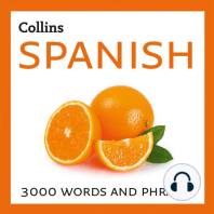 Collins Spanish Audio Dictionary