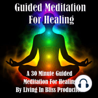 Guided Meditation For Healing