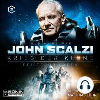 Geisterbridgaden - Krieg der Klone 2 (Ungekürzt)