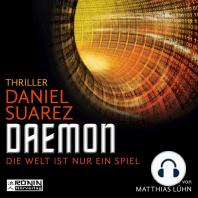 Daemon - Daemon - Die Welt ist nur ein Spiel 1 (Ungekürzt)