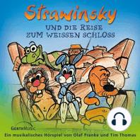 Strawinsky und die Reise zum Weißen Schloss (Strawinsky 4)